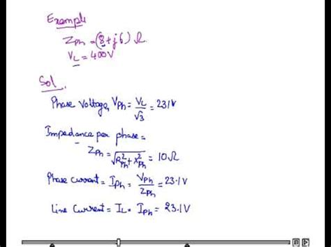 How To Search In Line How To Find Line Current Power Factor And Total Volt Ere