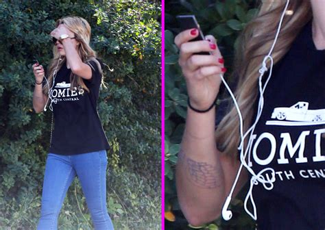 last tattoo rehab mp3 download amanda bynes out of rehab and getting her tattoos removed