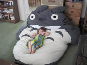 Bean Bag Chair Chaos To Totoro