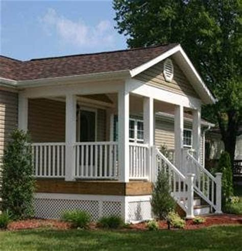 25 Best Ideas About Manufactured Home Porch On Pinterest House Plans With Wide Front Porch