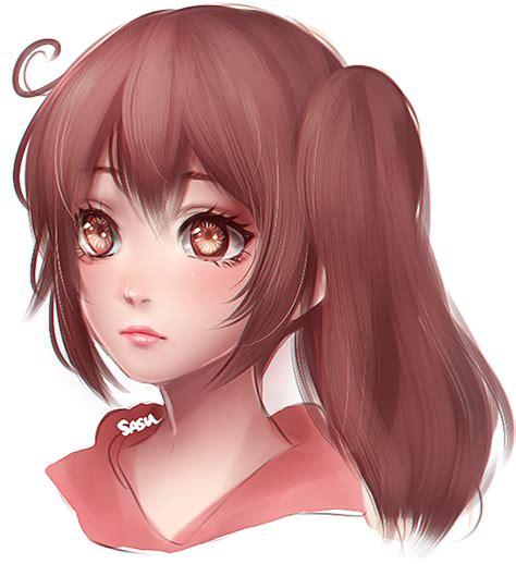 anime semi sasu semi realism style by sasucchi95 on deviantart