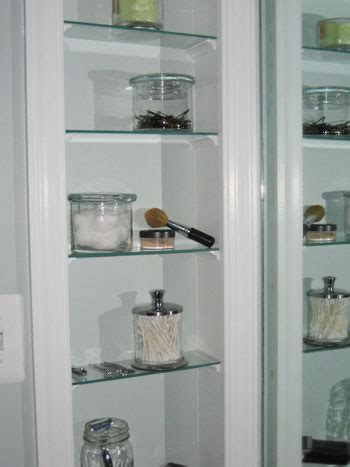 convert medicine cabinet to shelving how to turn an old medicine cabinet into an open shelved