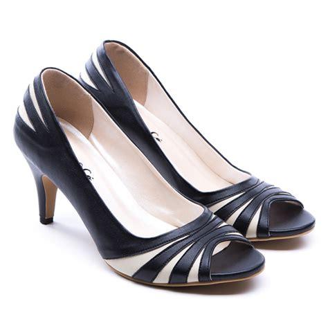 Sepatu Wanita Coklat Utk Kerja Casual sepatu shop sepatuku 085607538901