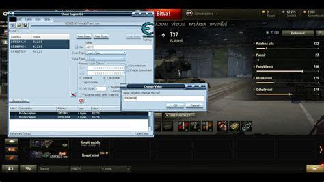 cheat engine  world  tanks proc mi nejde nic koupit youtube