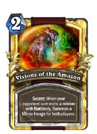 amazon hearthstone visions of the amazon hearthstone wiki