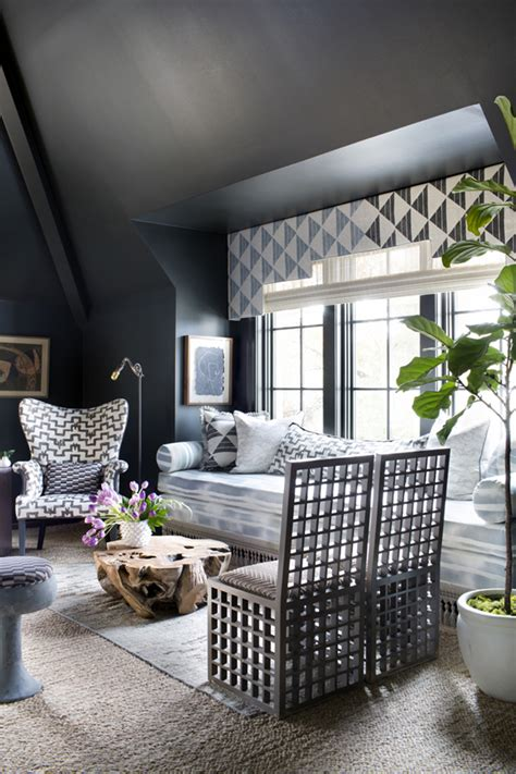 show me some new modern patterns for furniture upholstery room of the week 9 24 coco kelley coco kelley