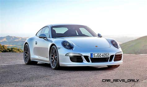 Porsche 911 Gts 2015 by 2015 Porsche 911 Gts Is Route To Big Speed On
