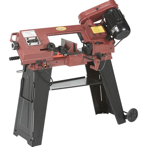 metal cutting band saw see replacement item 49464 northern industrial tools horizontal vertical metal cutting