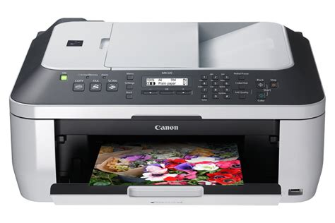 Printer Canon F4 pixma mx320