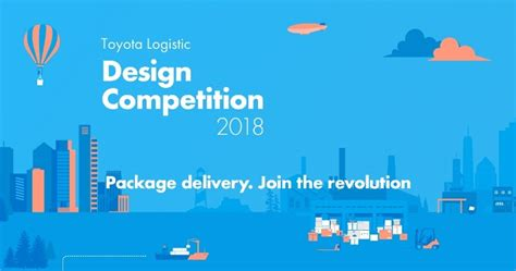 design contest 2018 toyota logistic design competition 2018 opportunity desk