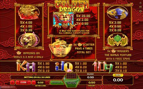 play golden dragon video slot  vegas crest casino