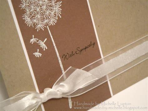 Sympathy Cards Handmade - handmade by sympathy card