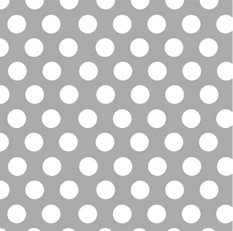 polka dot pattern pink grey gray with white polka dot pattern grey vinyl by