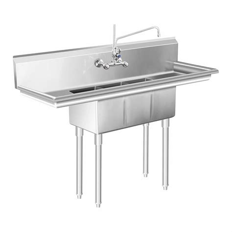 3 kitchen sink restaurant kitchen sinks collection and beautiful 3