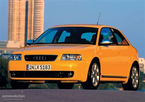 Audi S3 2003 by Audi S3 Specs Photos 2001 2002 2003 Autoevolution