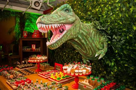 jurassic park themed birthday party kara s party ideas jurassic park dinosaur party ideas