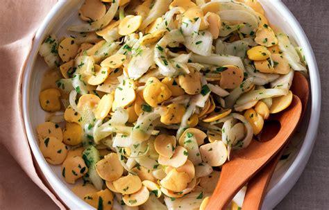 come cucinare i lupini ricetta insalata di finocchi e lupini le ricette de la