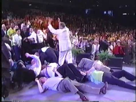 benny hinn prays for pastors ministers powerful