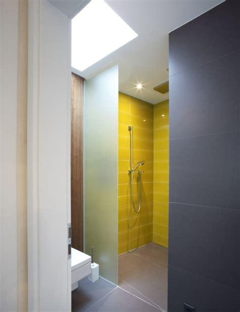 Exceptionnel Salle De Bain Blanche #2: salle-de-bain-jaune-10.jpg