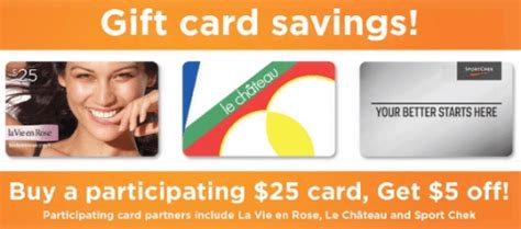 Ontario Gift Cards - sport chek search results canadian freebies coupons deals bargains flyers