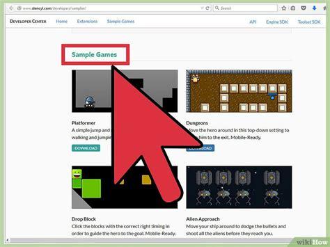 cara membuat id game online 3 cara untuk membuat game online wikihow