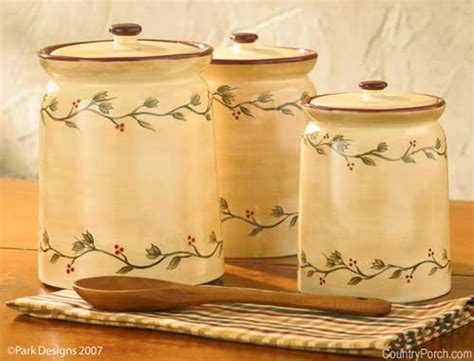 Country Kitchen Canister Set Best Free Home Design | country kitchen canisters sets 28 images set of 3