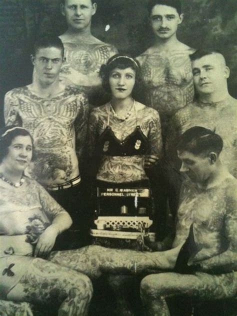 freak show vintage circus freaks pinterest