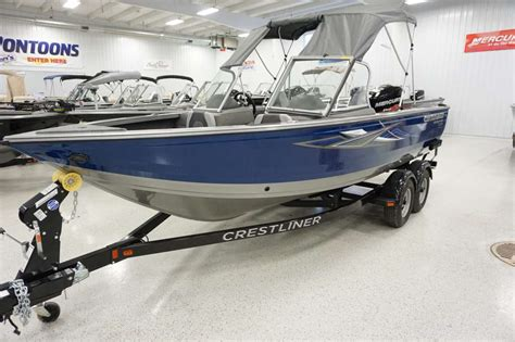 crestliner boats wisconsin crestliner 1950 super hawk boats for sale in wisconsin