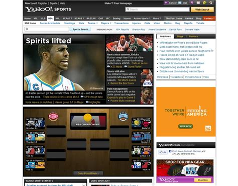 email yahoo fantasy basketball nba on yahoo sports news scores standings rumors fantasy games