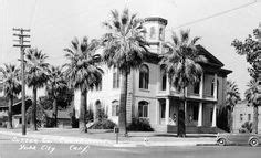 Sutter County Records Sutter County Court House Of Records Yuba City Ca 1940s Historic Yuba City