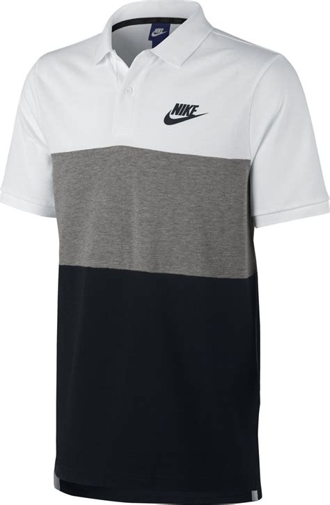 Nike As Nike Matchup Manu Polo polo shirt nike m nsw polo pq matchup clrblk