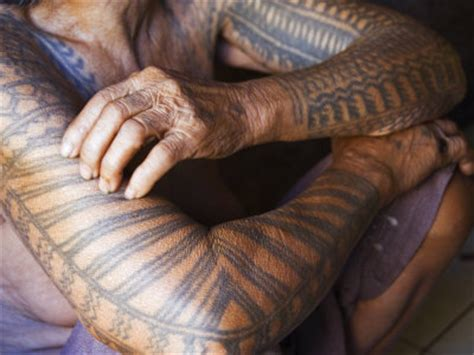 traditional filipino tattoo tattoos lawas
