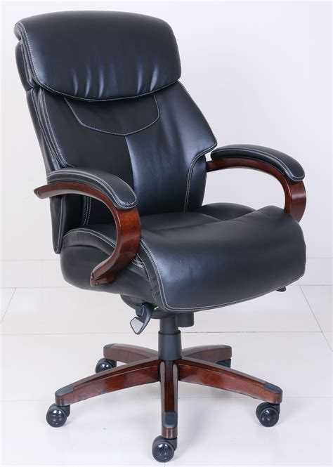 true innovations simply comfortable bonded leather executive chair true innovations office chair parts black bonded leather