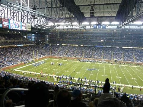 green bay section 8 waiting list lions vs green bay 11 18 2012 picture of ford field