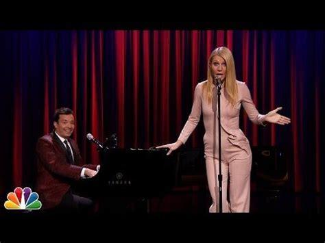 gwyneth paltrow sings broadway versions of rap songs 25 best ideas about rap songs on pinterest youtube rap