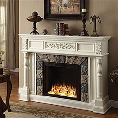 Fake fireplace..from Big Lots?! For the Home Pinterest