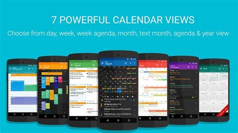 Aaps Calendar 10 Best Calendar Apps For Android Android Authority