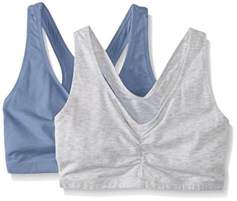 hanes comfort flex fit hanes women s comfort blend flex fit pullover bra 2 pack