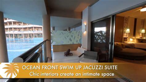 el dorado seaside suites swim up room el dorado seaside habitaciones front swim up suite