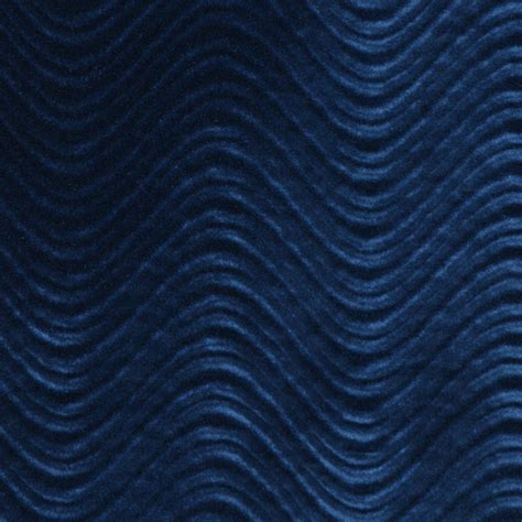 blue velvet upholstery fabric by the yard blue soft velvet wavy swirl upholstery velvet by the yard
