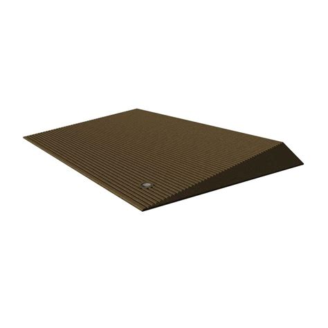Ez Mat by Ez Access 2 5 In Transitions Angled Entry Mat Taemhb 2 5
