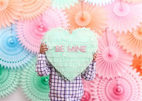 DIY Conversation Heart Piñata   Evite
