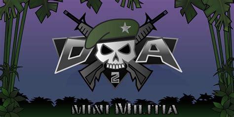 mod game mini militia mini militia supermod hacks and tricks hacker s world
