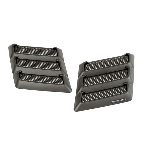 Jeep Jk Vents Rugged Ridge 17759 09 Performance Vents Black 07 16