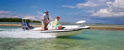 flat boat fishing key west flats fishing in key west for tarpon bonefish permit