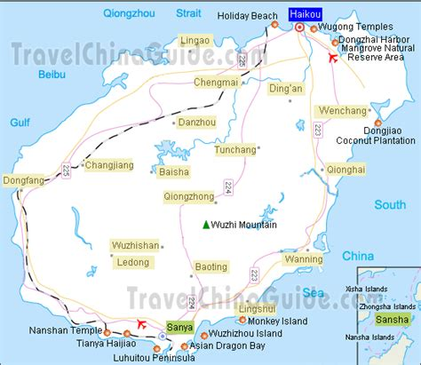 haikou travel guide attractions tours tips