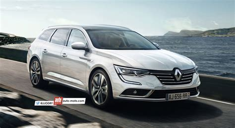 renault talisman estate renault talisman estate photos et infos scoop auto 2015