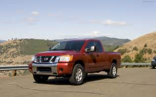 Nissan Totan Nissan Titan 2010 Widescreen Car Picture 07 Of 14