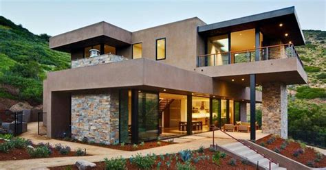 exle of stacked upper floor https www aminkhoury com modern architecture for the home pinterest modern