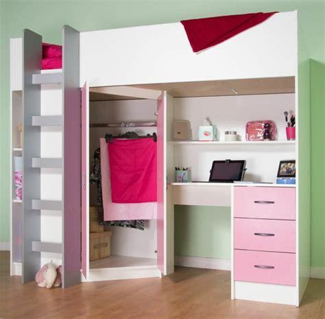 erwachsenen hochbett hochbett selber bauen mehr als 100 ideen und